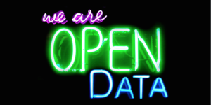 We Are Open Data