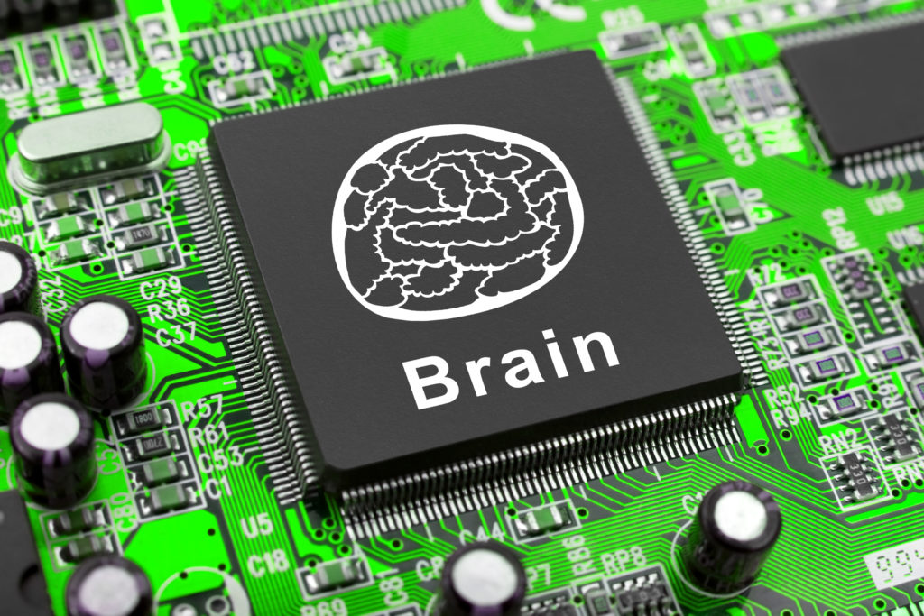 Brain CPU Chip for AI Acceleration