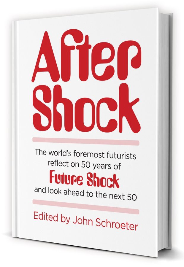 After Shock, book published in 2020